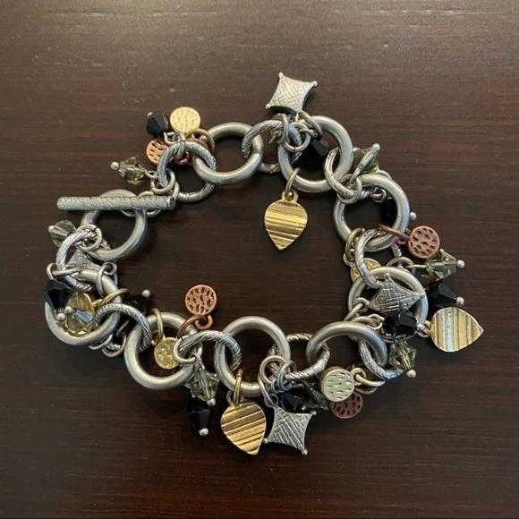 Lia Sophia Charm Style Bracelet